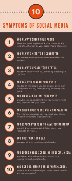 These are symptoms of social media addiction. Maybe you are one of those people who are addicted. #Gingineering #SocialMediaAddictionIsReal