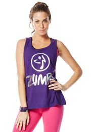 Love Me Or Loose Me Tank | Use savings code 10SALE to save 10% on Zumba® wear on zumba.com. Click to shop with 10% discount http://www.zumba.com/en-US/store/US/affiliate?affil=10sale