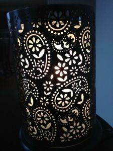 Simmering Light and Warmer from Pink Zebra -