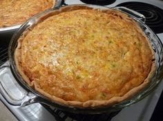 Crab Pie Recipe Crab Pie finished in glass dish. One pound crab meat, eggs, Swiss and cheddar cheeses, pie crusts. Makes 60 mins Crab Pie Recipe, Crab Recipes, Pie Recipes, Cooking Recipes, Recipe Recipe, Recipies, Potato Recipes, Vegetable Recipes, Lump Crab Meat Recipes