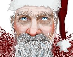 "Check out new work on my @Behance portfolio: ""Santa Claus"" http://be.net/gallery/33006671/Santa-Claus"