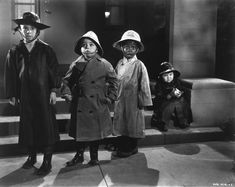 The Little Rascals    #babies #movie #1930