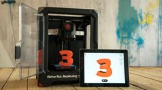 MakerBot's iPad app lets you sculpt 3D-printed objects from your couch