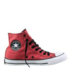 Burnt Red - High Tops