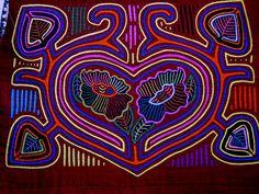 Mola - Panamanian embroidery