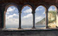 Summer Court [by katorius]