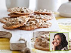 Tamala Jones' Chocolate Chip, Pecan and Toffee Cookies
