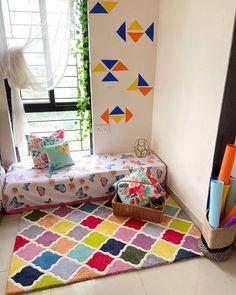 Room Design Bedroom, Home Room Design, Home Decor Bedroom, Diy Room Decor, Living Room Decor, India Home Decor, Ethnic Home Decor, Indian Room Decor, Home Entrance Decor