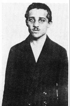 Gavrilo Princip  (1894 – 1918) was a Bosnian Serb who assassinated Archduke Franz Ferdinand of Austria and his wife, Sophie, Duchess of Hohenberg, in Sarajevo on 28 June 1914.