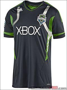 Seattle Sounders Jersey 2012