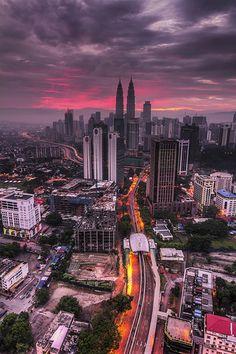 Serene and Calm | Kuala Lumpur | HDR
