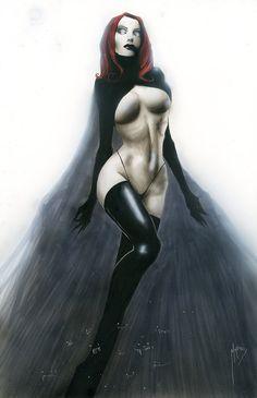 Madelyne Pryor The Goblin Queen .01 (2013) SOLD Comic Art