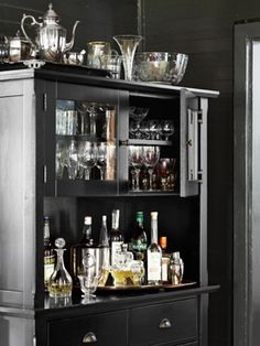 45 Best Kitchen Bar Cabinet Ideas Images In 2016 Bars