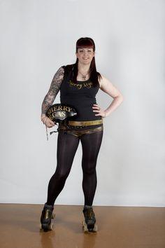 Sherry Vegas - Dunedin Derby www.facebook.com/dunedinderby 80s Style, 80s Fashion, Derby, Vegas, Sporty, Punk, Facebook, Girls, Daughters