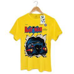 Camiseta Masculina Batman HQ Nº20 #Batman #LojaDCComics #bandUPStore