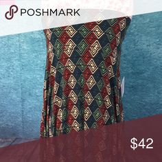 🛍SALE- LuLaRoe maxi skirt Beautiful fall design! LuLaRoe maxi skirts are very versatile!! Wear as a skirt, kimono, shirt, or tube top dress..add a throw over, and you'll look stunning! (Look up ways to wear a LuLaRoe maxi skirt!!) LuLaRoe Skirts Maxi