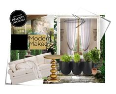 """""""#3"""" by heartbreakerbieber ❤ liked on Polyvore featuring interior, interiors, interior design, home, home decor, interior decorating, Post-It, Fountain, Ethan Allen and Restoration Hardware"""
