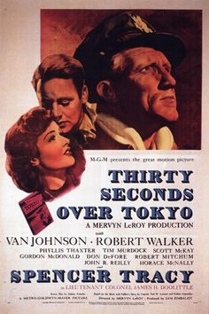 Watch Thirty Seconds Over Tokyo Full Movie Streaming HD
