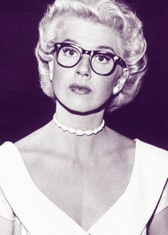 Doris Day  dizzy blonde