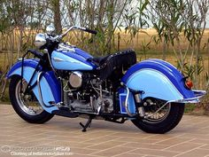 indian chief motorcycle 1940 | The Return of Indian Motorcycles - Motorcycle USA