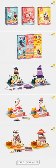 Snacks Sweet Corn cut out packaging designed by VRS WPI Vilnius (Lithuania)… Cereal Packaging, Kids Packaging, Food Packaging Design, Chocolate Packaging, Cute Packaging, Bottle Packaging, Brand Packaging, Coffee Packaging, Design Logo