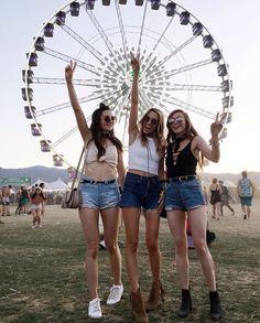 Coachella 2016 Festival Fashion style