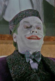 nickdrake: Jack Nicholson as The Joker In Batman Joker Film, Joker Art, Joker Joker, Gta, All Jokers, Crusader 2, Bob Kane, Batman, Martin Scorsese