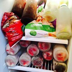 frozen and ready for 2f #kombucha #RAW #organic #vegan #tea #probiotics #yum #healthy #health #probiotic #yoga