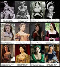 actresses who have portrayed Anne Boleyn Mary Boleyn, Anne Boleyn, Los Tudor, Tudor Era, Katharina Von Aragon, Downton Abbey, Tudor Dress, Wives Of Henry Viii, Anne Of Cleves