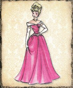 Disney Princess Designer Collection ~ Aurora