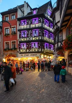 Who can resist the charm of Colmar at Christmastime? - Adi shares her top 3 German Christmas Markets not to miss plus a bonus market in France and where to buy your Christmas tree in Stuttgart.