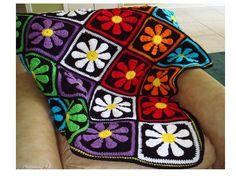 crochet manta
