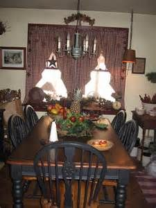 MORE PRIMITIVE DINING ROOM - Dining