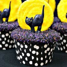 Cupcakes have never looked so scarily delicious.