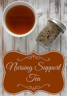 Nursing Support Tea