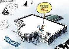 Obamacare Snowstorm