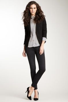 Current/Elliott The Ankle Skinny Sparrow Jean