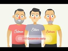 Boes corporate party animation byt Toondra studio