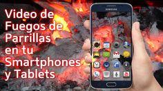 Fuego Parrillero, tu smartphone esta bien, esto es un pequeño regalo que te hemos preparado para que lleves tu pasión por el asado y las parrillas en tu movil y gratis.