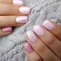 Spring Nail Trends, Spring Nails, Cute Nails For Spring, White Summer Nails, New Nail Trends, Cute Summer Nail Designs, Nail Summer, Spring Nail Colors, Gel Nail Colors
