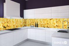 Fototapeta do kuchyne   DIMEX Buffet, Cabinet, Storage, Furniture, Home Decor, Clothes Stand, Purse Storage, Decoration Home, Room Decor