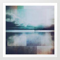 www.society6.com/seamless #art #society6 #wallart #homedecor #abstract #landscape #digital #design