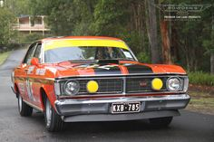 Ford Falcon Australia, Ford Girl, Aussie Muscle Cars, Australian Cars, Ford Torino, Car Engine, Performance Cars, Dodge Challenger, Vroom Vroom