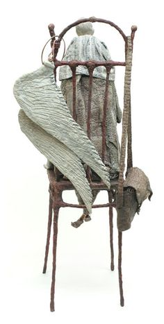 Pochtalion, 2011 - by Vladimir Gvozdev (Владимир Гвоздев | Artist HP: http://gvozdariki.ru/gvzd/dolls/2011/2011-04.htm )