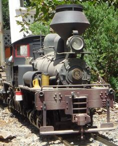 Lone Pine & Grizzly Flats Railroad