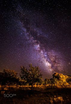 Milky way in Gameshan Kurdistan by Aziz Nasuti on 500px