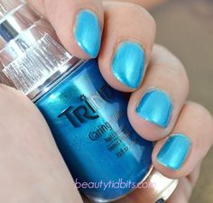 Trind Surf's up nail lacquer via @BeautyTidbits