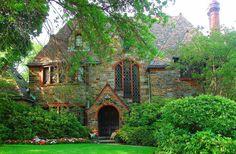 my perfect Tudor style house