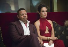 """Wednesday night marked the season finale of Fox's hit show """"Empire,"""" so we're taking a look back at the most glamorous beauty looks from the rave first season. But first, we had to talk to Beverly Jo Pryor, the makeup department head for the show. Kings Empire, Empire Cast, Empire Fox, Empire State, Lucious Lyon, Serie Empire, Grace Gealey, Racial Diversity, Empire Season"""