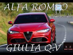Alfa Romeo Giulia Quadrifoglio Special - YouTube